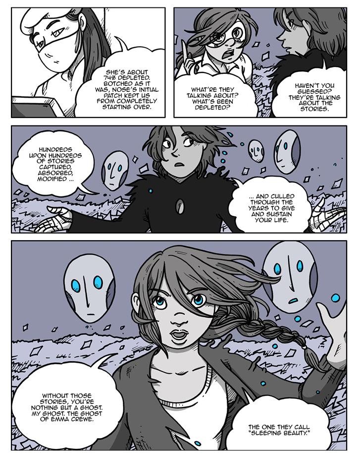 Namesake - The ghost of Emma Crewe